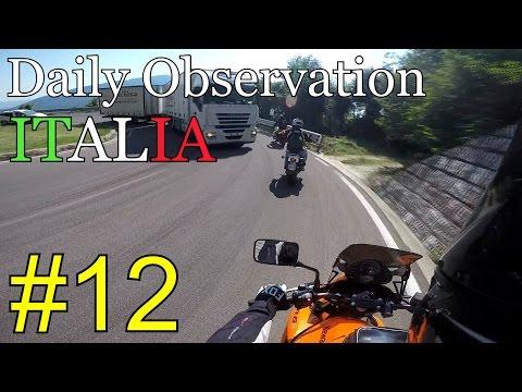 Daily Observations ITALIA #12 - Kawasaki ER-6n