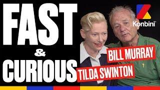 """Tilda Swinton et Bill Murray - """"La tequila, ça brûle tout"""""""