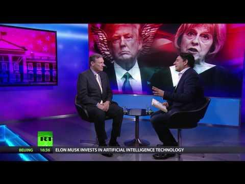 'I had no Russian salad dressing at my club this afternoon': Trump's EU envoy pick talks to RT
