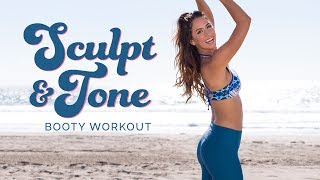 Tone Your Booty With The Best Lower Body Workout ~ BIKINI SERIES