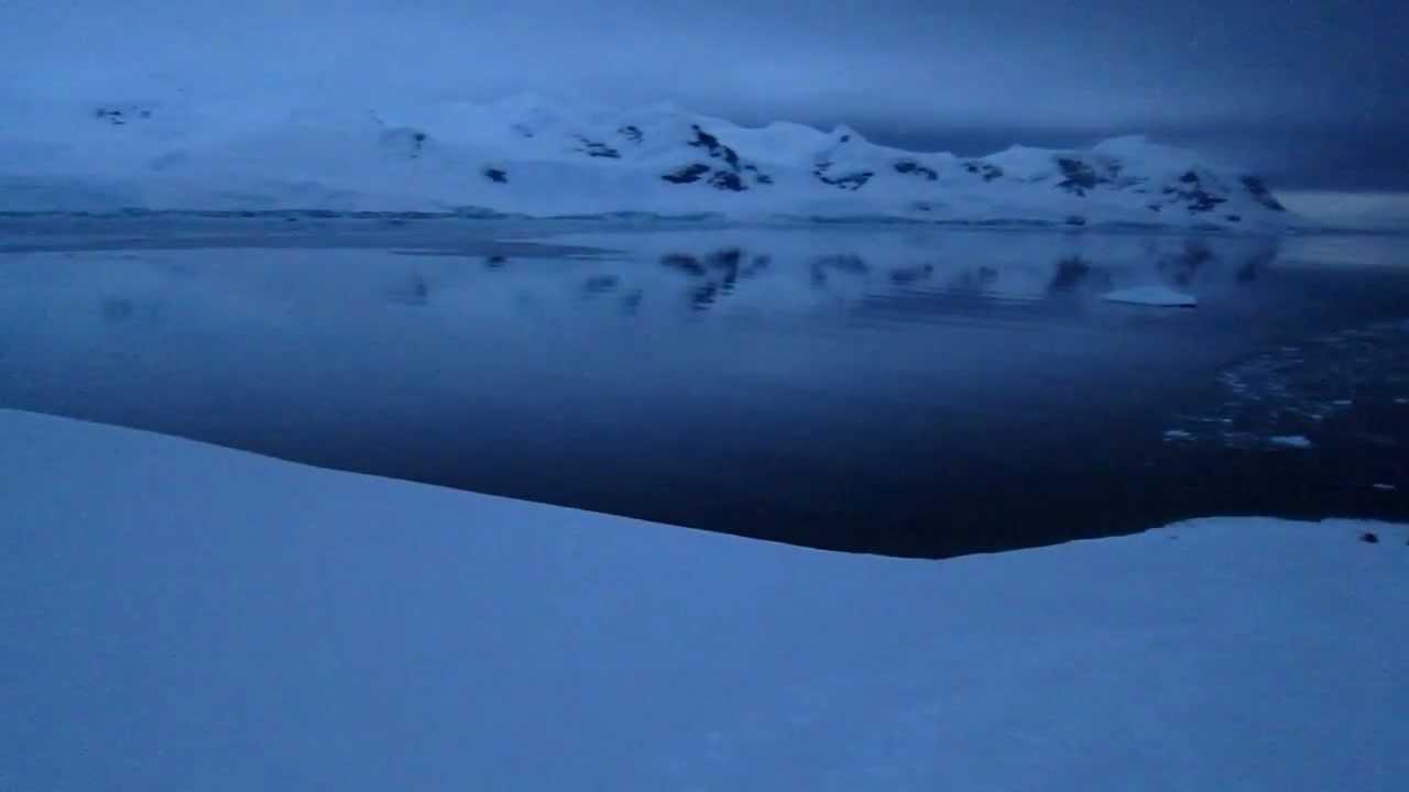 Antarctica peninsula at night youtube antarctica peninsula at night publicscrutiny Image collections