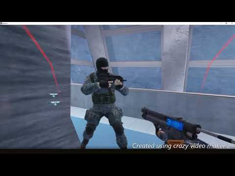 Playing Espire 1: VR Operative |