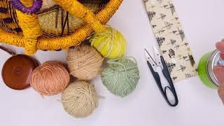 How to Knit Lesson Eight: The Knitting Tools You'll Need