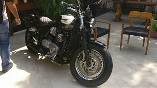 New 2018 Triumph Bonneville Speedmaster | First Look & Launch | Motown India