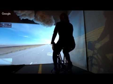 Riding Through Walls - approaching Medecine Hat, AB