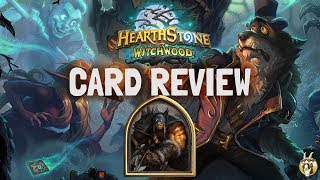 Witchwood Hearthstone Arena Card Review - Pt.5 - Hunter