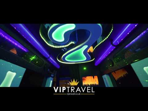 Party Bus Hire London :: Mercedes Starline by VIP TRAVEL LONDON
