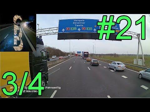Führerstand LKW #21 Teil 3/4 (Holland) Führerstandsmitfahrt