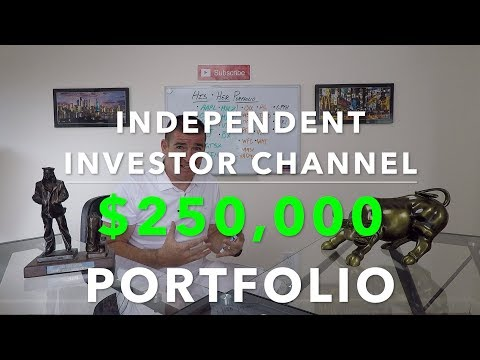 My $250,000 portfolio | Inside look at my holdings