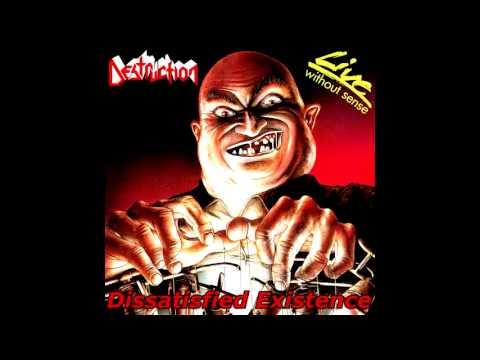 Destruction - Live Without Sense -1989 (Full Album)