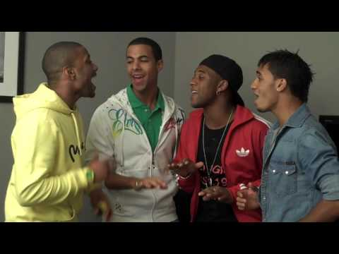 Beat Again - JLS - A Cappella - Instrumental