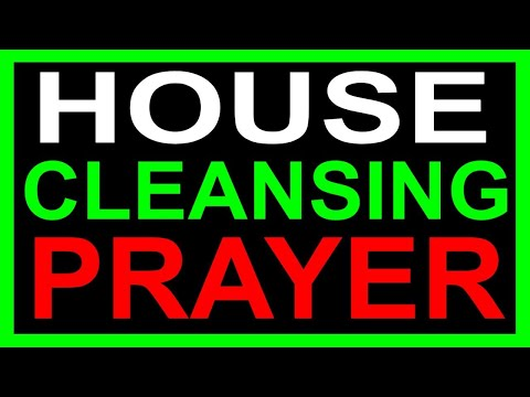 HOUSE CLEANSING & BLESSING PRAYER, by Brother Carlos