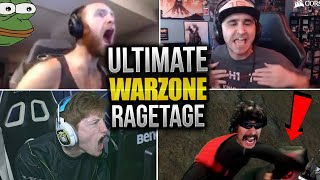 Warzone Rage Compilation (Funny Fails & Best Moments)