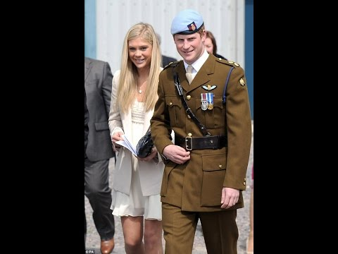 Chelsy Davy Lifts The Lid On Her Seven-year Relationship With Prince Harry
