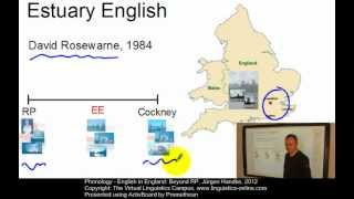 Phonology - English in England: Beyond RP