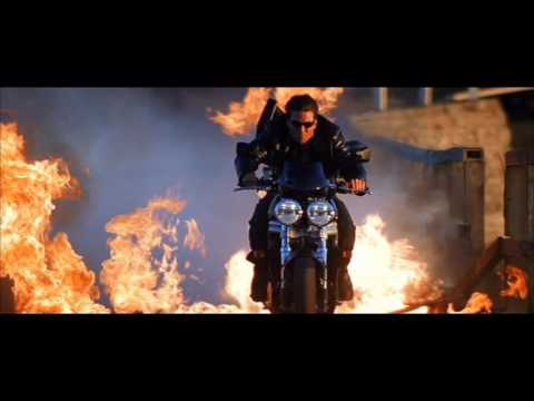 Mission Impossible 2  Chase Scene