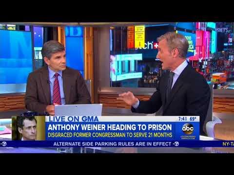 Nancy Grace loses it over Anthony Weiner's prison sentence