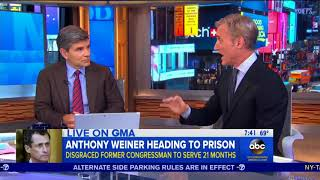 Nancy Grace loses it over Anthony Weiner's prison sentence