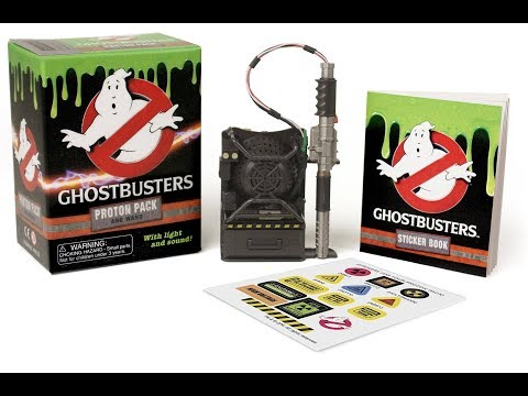 ghostbusters-miniature-proton-pack-and-wand-from-running-press-review