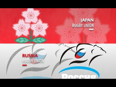 Japan v Russia LIVE from Gloucester! (Russian Commentary)