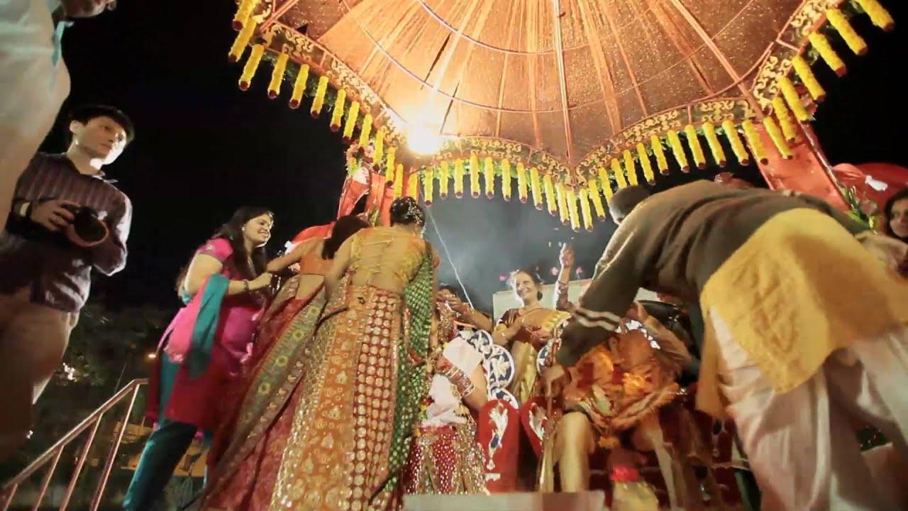 A truly India Wedding Video - Gujarati Wedding in Baroda | INDIA | Kanav Sood & Disha