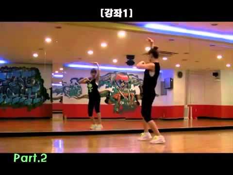 Hướng dẫn nhảy bài gangnam style phần 1