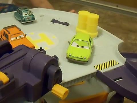 Cars 2 Characters Lemons And Finn Mcmissile Disney Pixar Die Cast