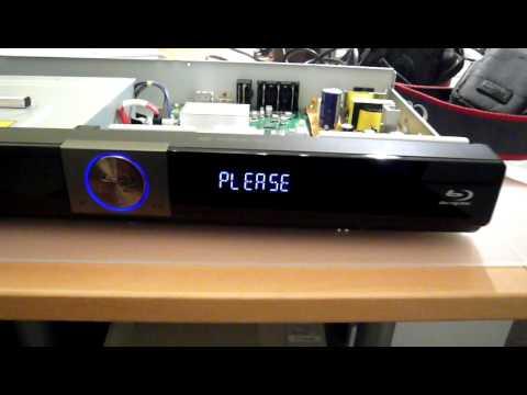 LG BluRay-Player VS lightning = 0:1 :( broken LG BD370 -