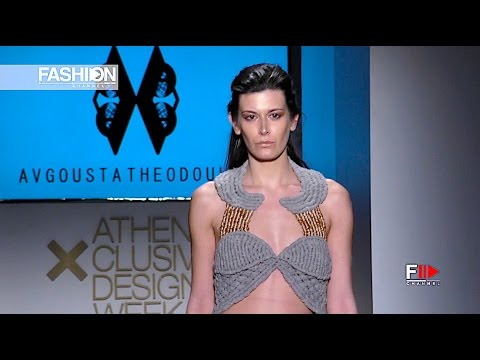 AVGOUSTA THEODOULOU - 21st AXDW Athens Fashion Week - Fashion Channel