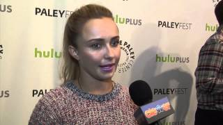 Hayden Panettiere Talks Nashville!