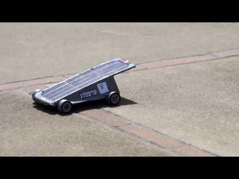 Junior Solar Sprint Challenge 2013