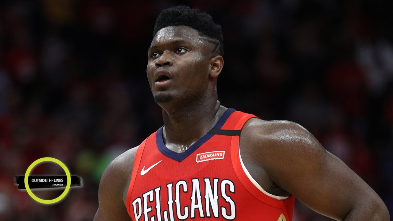 Zion Williamson is needed for the NBA on and off the court - Will Cain | Outside the Lines