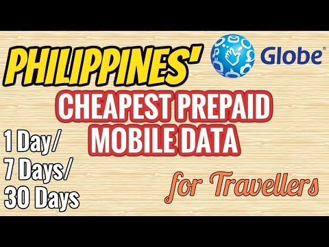Globe GoSakto Tips | Prepaid Mobile Data Philippines | Isai Rivera