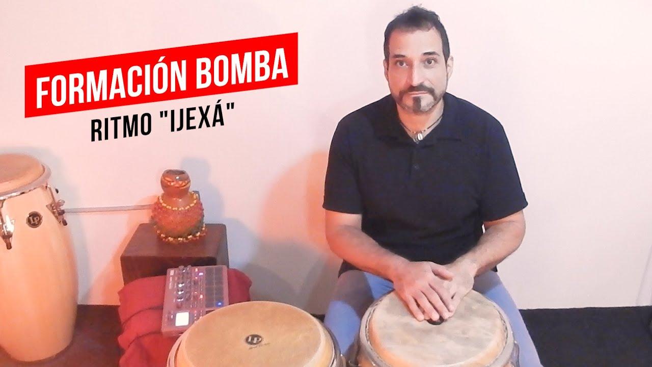 Ritmo de Congas | Tutorial 13 | #IJEXÁ