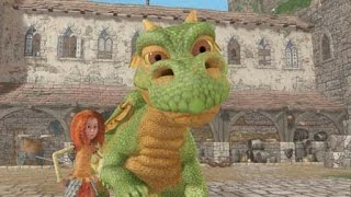 Jane And The Dragon - Dragon