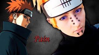 Maquiagem Pain - Anime Naruto