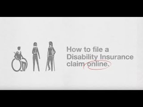 How to file a Disability Insurance claim Using SDI Online.