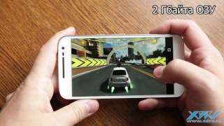 Видеообзор Motorola Moto G4 (XDRV.RU)