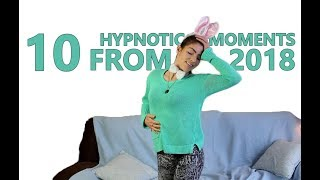 10 Hypnotic Moments from 2018 - Hypnosis On Display