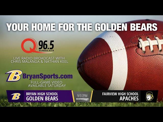 2021 Golden Bear Football - Bryan at Fairview