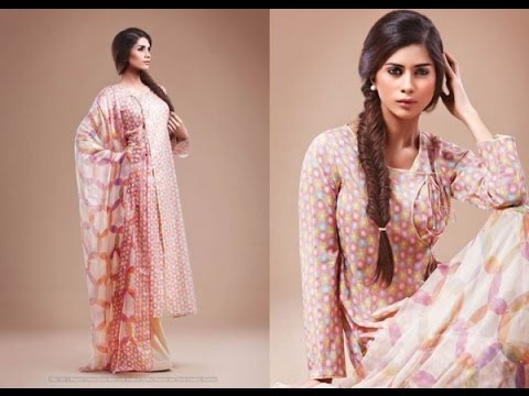 New 2017 Latest and Stylish Al karam Lawn for Ladies and Girls !!!!