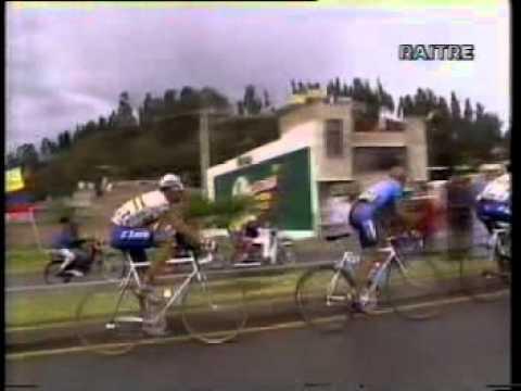 CAMPIONATI MONDIALI 1995 BRONZO DI PANTANI VINCE OLANO