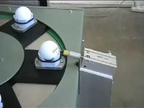 microPrint MS-500 Automated Golf Ball Pad Printing