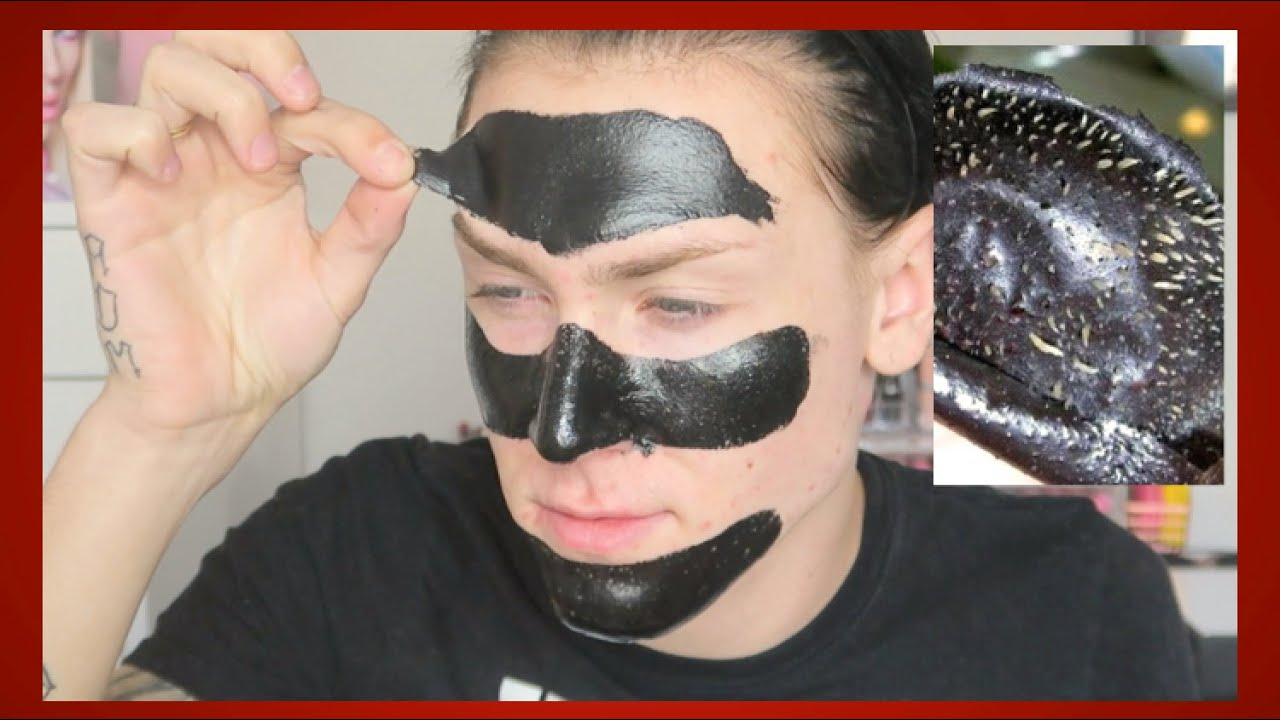 Diy Black Mask