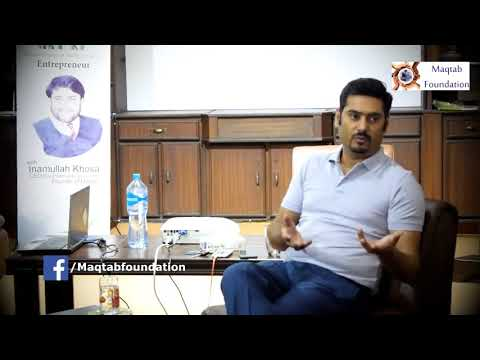 Gap Between Business study and actual bussiness By Sami Bajwa -Maqtab Foundation