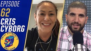 Cris Cyborg still wants rematch vs. Amanda Nunes | Ariel Helwani's MMA Show
