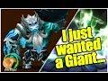 SUMMONERS WAR: This was supposed to be a Giant Warrior review, until...