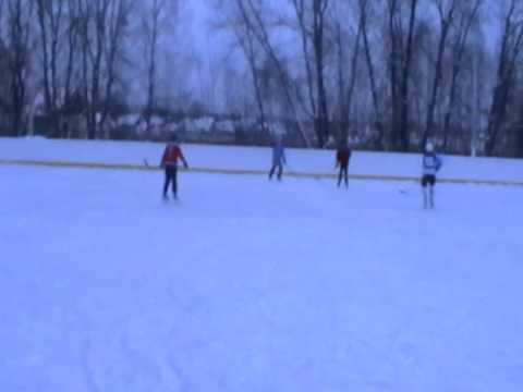 Хоккей в ЗАТО Озерный Тверской области