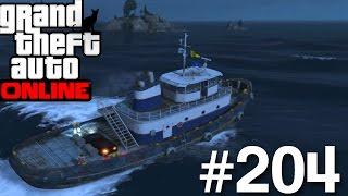 Grand Theft Auto V Online MasinaTanc pe vapor - Experiment Episodul 204