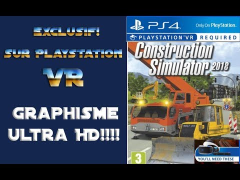 PS3 Construction and management simulation games